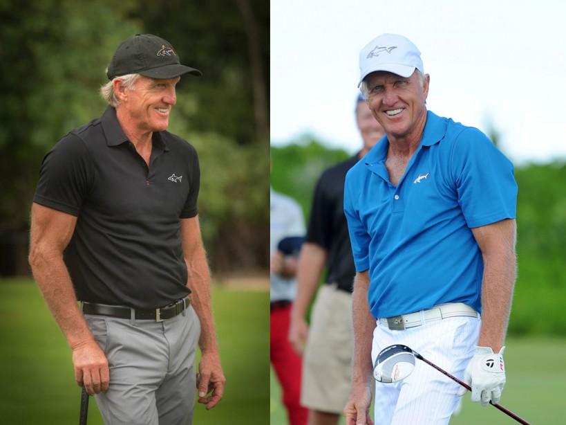 Greg Norman, Golfer