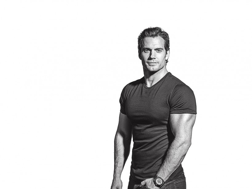 Henry Cavill's 'Justice League' workout routine