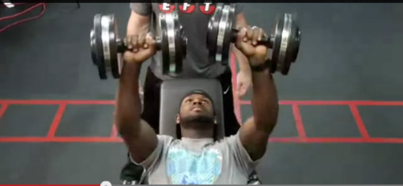 Chicago Bears Devin Hester Workout