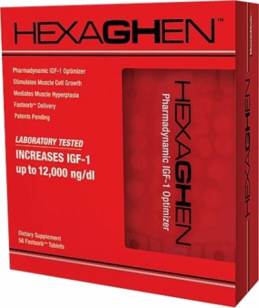 Hexaghen (MuscleMeds)