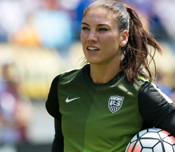 Hottest Women's World Cup Players 2015