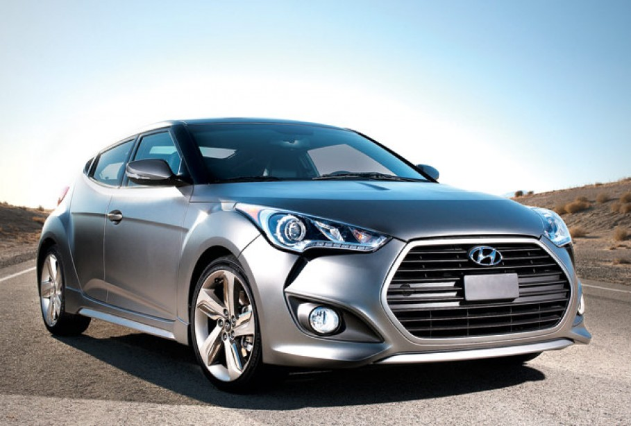 Auto Review: The Veloster Turbo from Hyundai