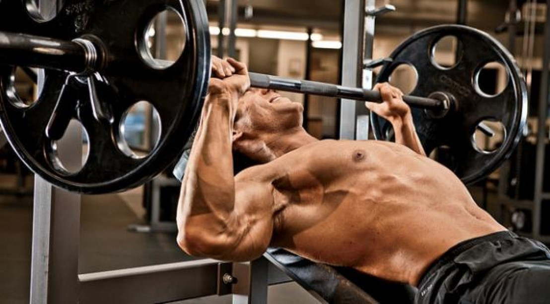 Build Up Your Chest Workout