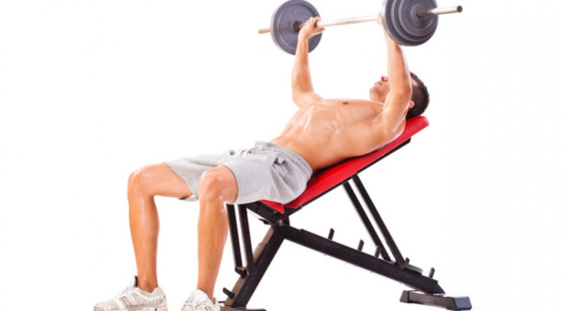 Amazing Best Angle For Incline Bench Press Part - 10: Small Angles, Big Results