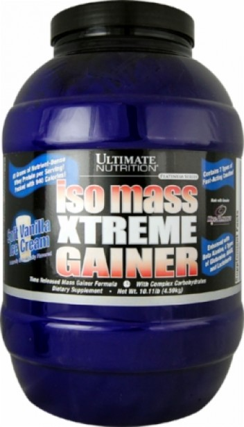 Iso Mass Xtreme Gainer (Ultimate Nutrition)