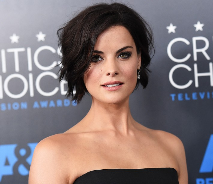 Meet NBC's badass beauty: Jaimie Alexander