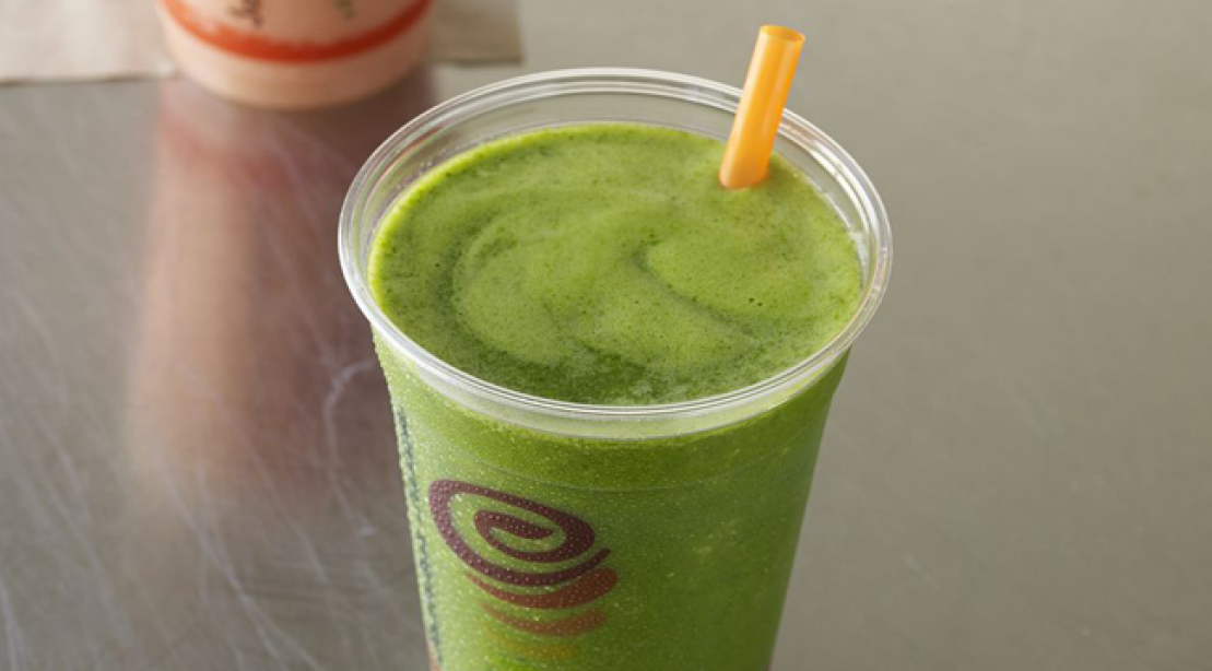 jamba juice green juice