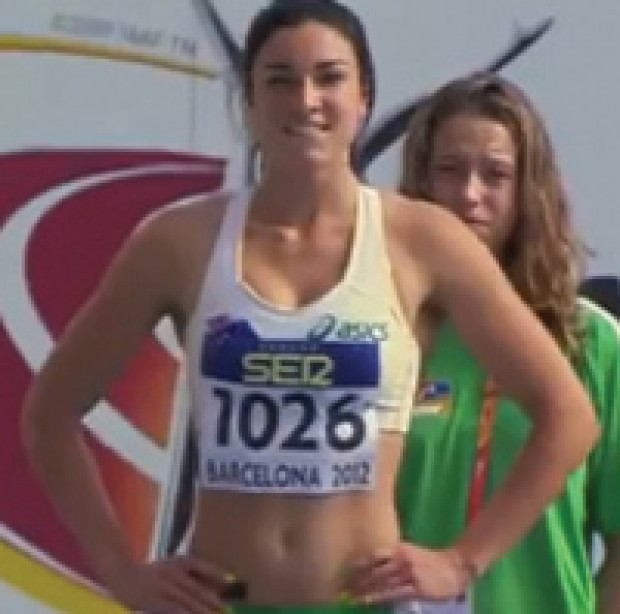 The Second City Network's Michelle Jenneke Warm-Up Tribute Dance