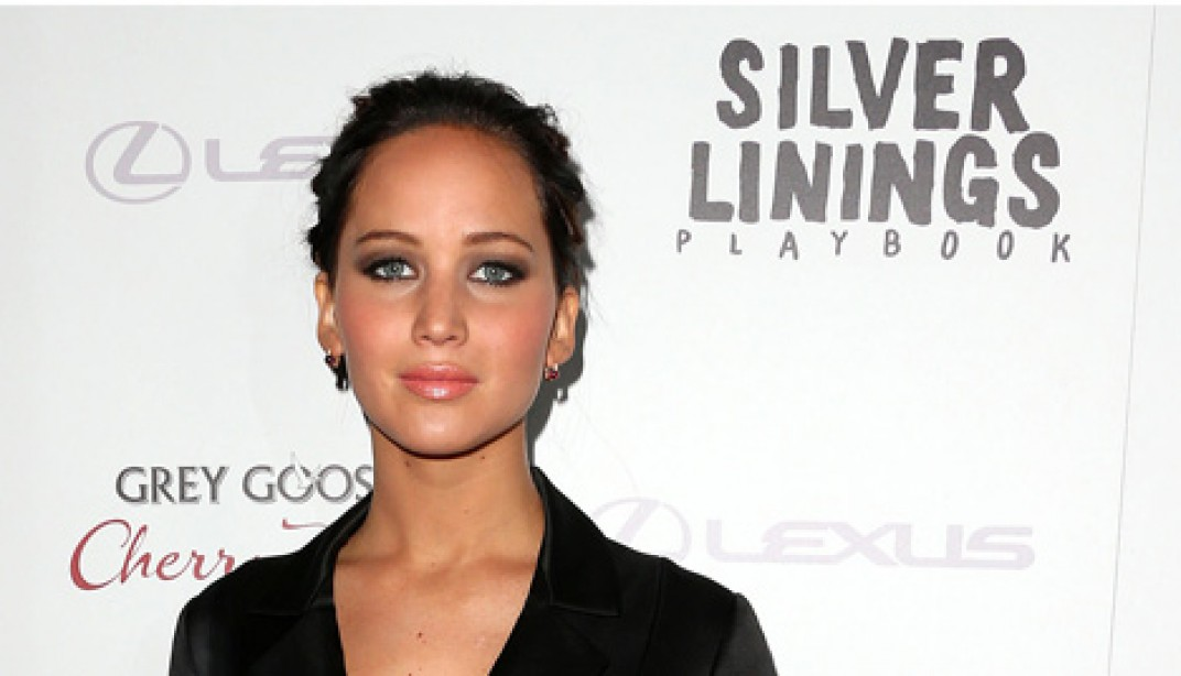 Jennifer Lawrence: Most Desirable Woman of 2013