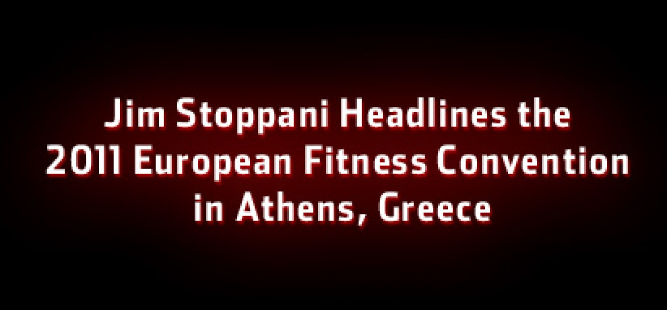 2011 European Fitness Convention
