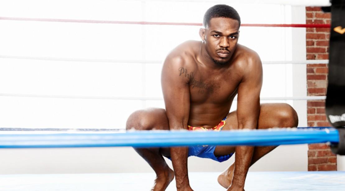 UFC: Jones/Cormier Fight Postponed Until January 2015