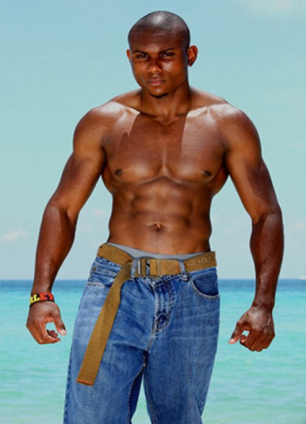 M&F Model Search - Month Three Co-Winner, Joseph W. Johnson