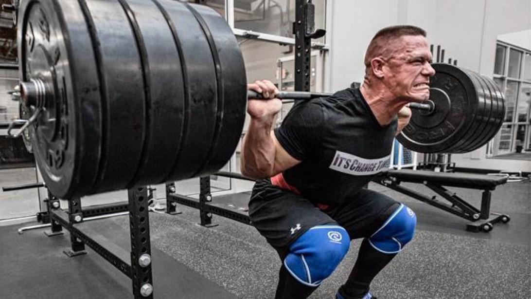 John Cena: Power + Technique = Unstoppable