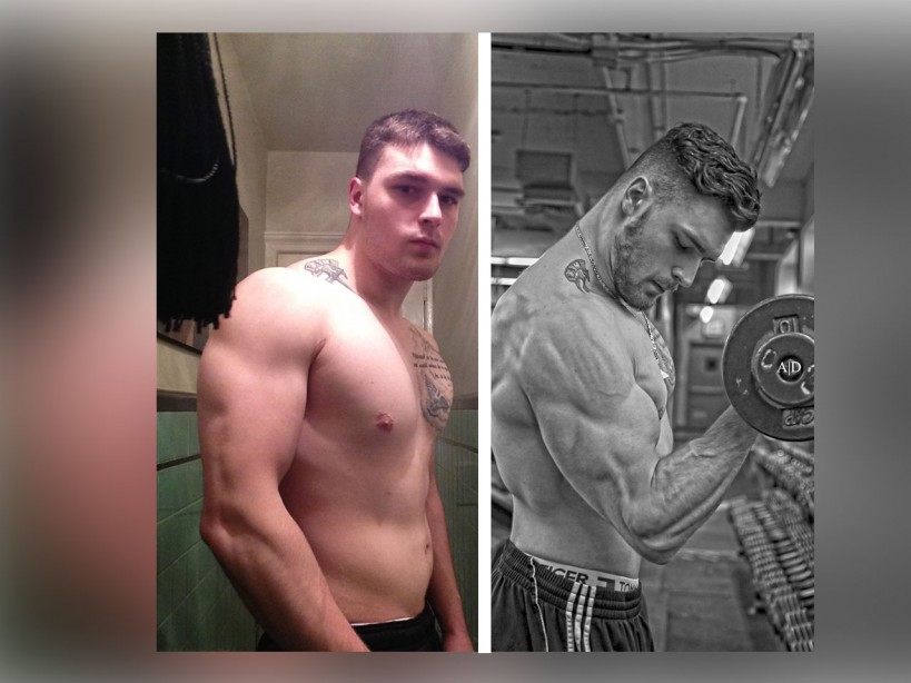 Transformation Tuesday: The super-strong to super-lean workout plan