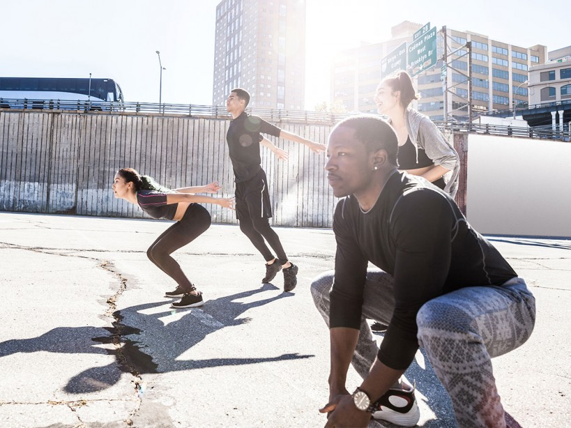 The 14-minute bodyweight workout to make up for missing a