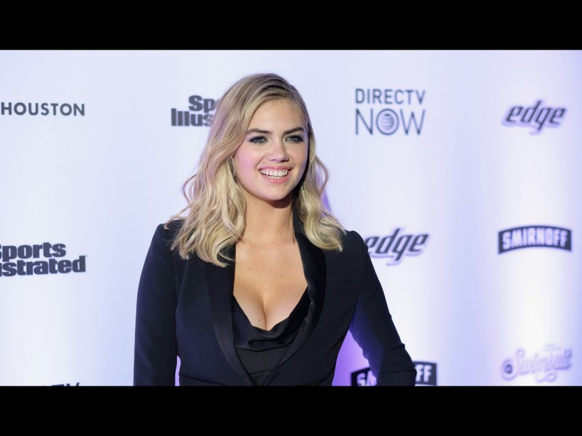 Kate Upton: 'Absolutely' no pre-game sex with fiance Justin Verlander