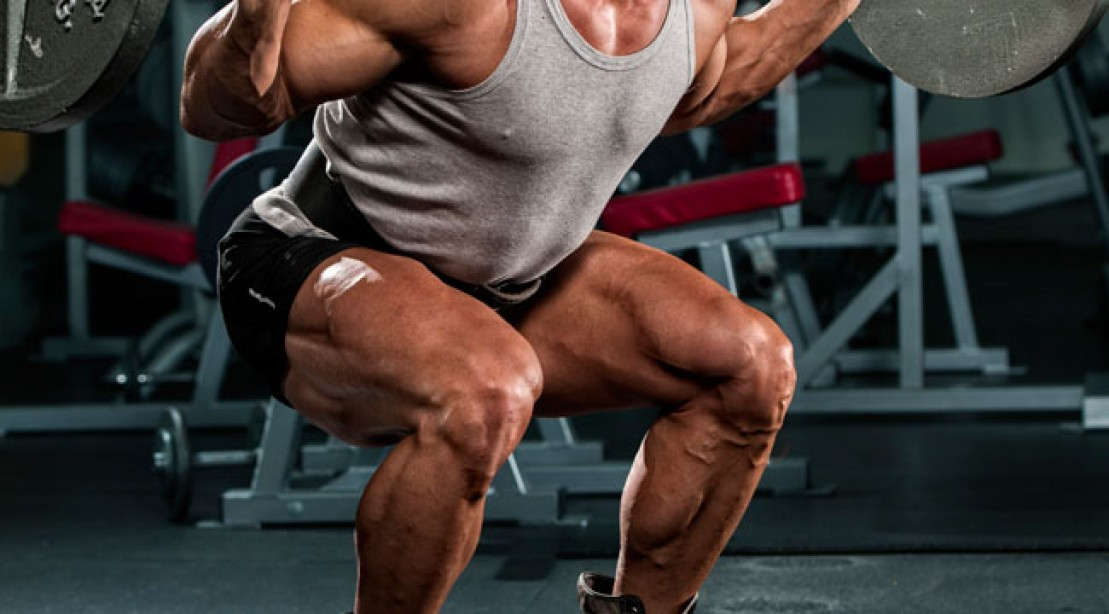 Safety Bar Squats For Jacked Quads Muscle Amp Fitness