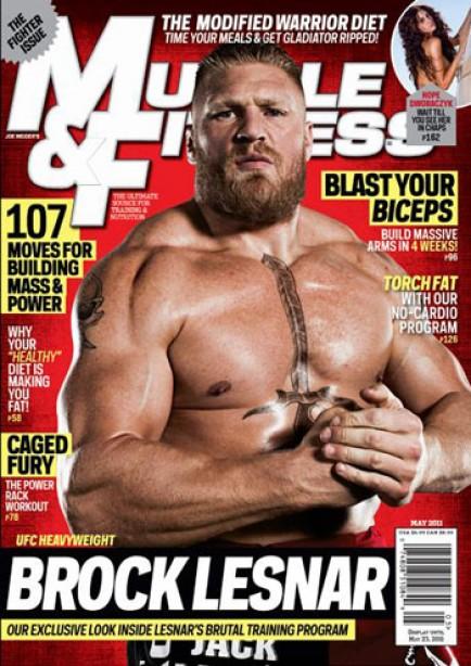 Brock Lesnar Set to Make December Comeback