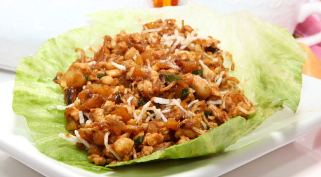 Lettuce Wrap Recipe