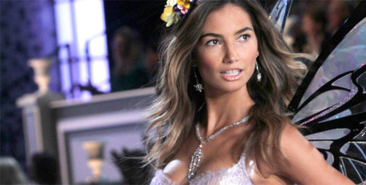 Get Intimate With Victoria's Secret Model Lily Aldridge