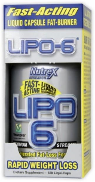 Lipo 6 (Nutrex)