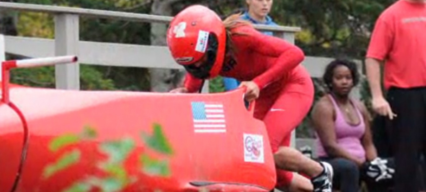 Lolo Jones Makes the U.S. Bobsledding Team