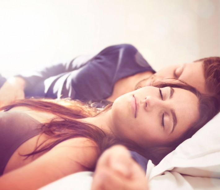 More Sleep Equates to Higher Sex Drive and Arousal For You—And Her