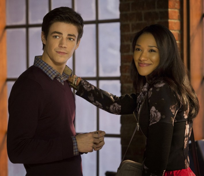 Two Truths and a Lie with The Flash Star Candice Patton