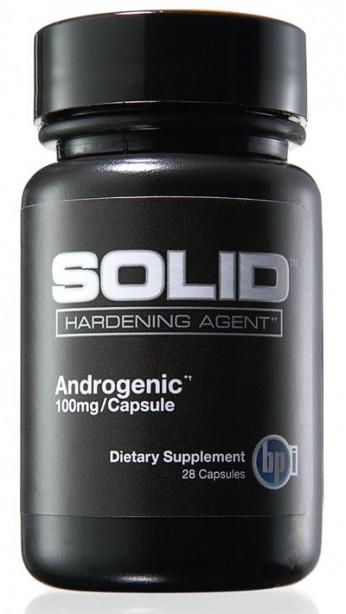 Supplement of the Week: BPI Solid