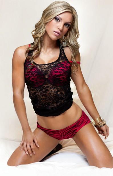 Hot Bod: Leigh Brandt