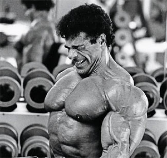 Get Arms Like Lou Ferrigno