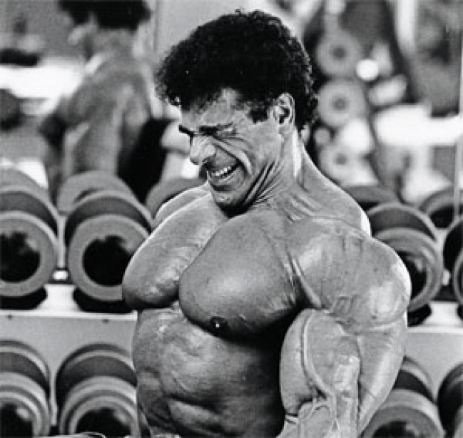 Get Arms Like Lou Ferrigno