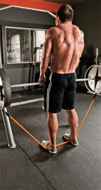 Get Steel Traps With Strength Bands