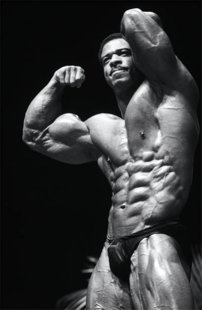Bodybuilding Legend: Bill Grant
