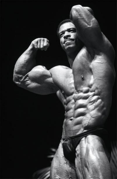 Bodybuilding Legend: Bill Grant