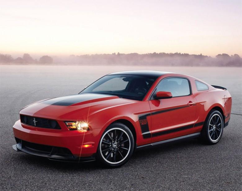 Meet the New Boss - 2012 Mustang Boss