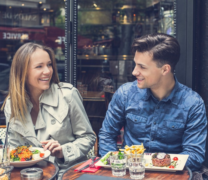 Here's Why You Shouldn't Freak Out If Your Girlfriend Gets Dinner With Her Ex