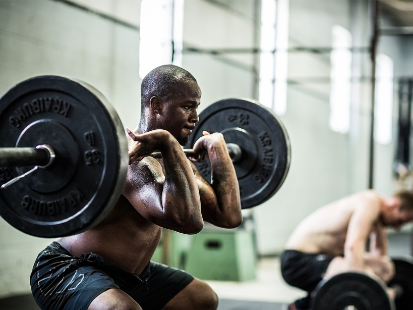 The Perfect Workout for Taller Men