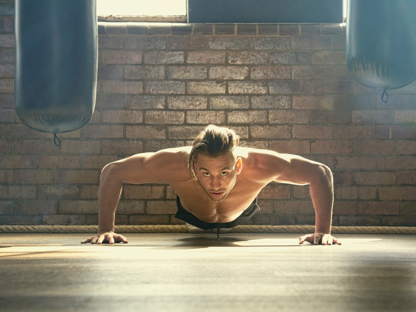 The Best 30-Minute Chest Workout