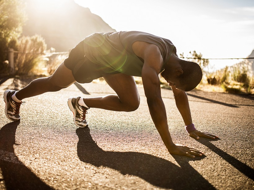 The Bodyweight Routine to Improve Mobility and Athleticism
