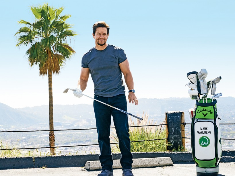 Mark Wahlberg's Ultimate Travel Workout