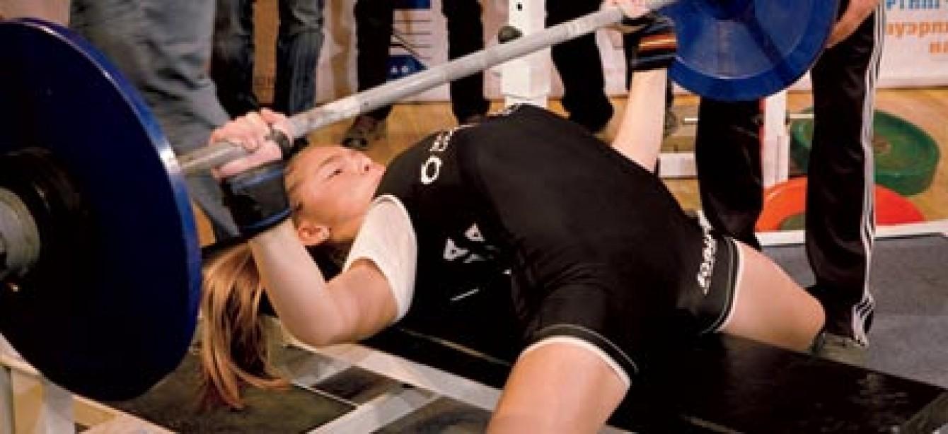 Maryana Naumova - The Tiniest Champ