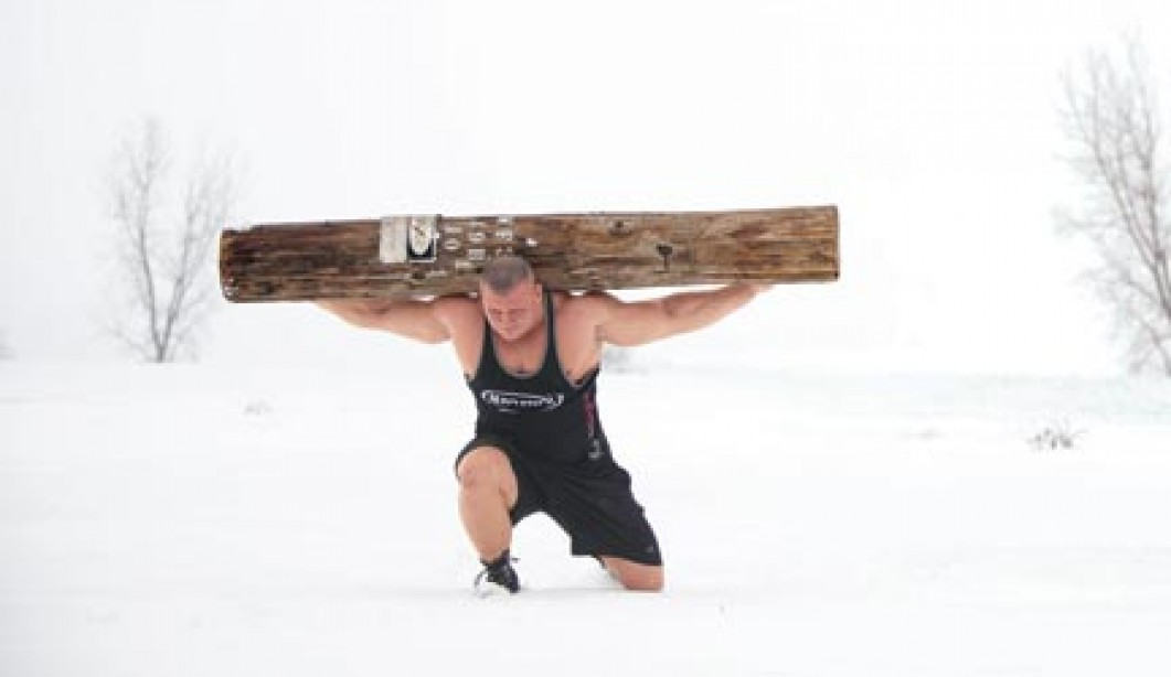 Matt Kroczaleski's Arm Workout