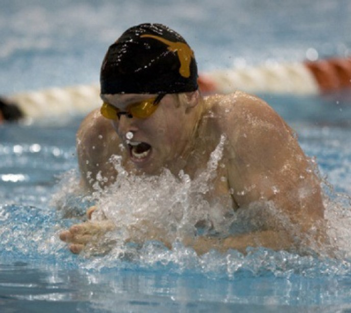 Swimmer Matthew Lowe Looks to Make A Splash at the 2012 Summer Olympics
