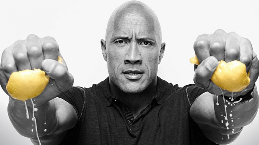 The Rock Wake Up Call