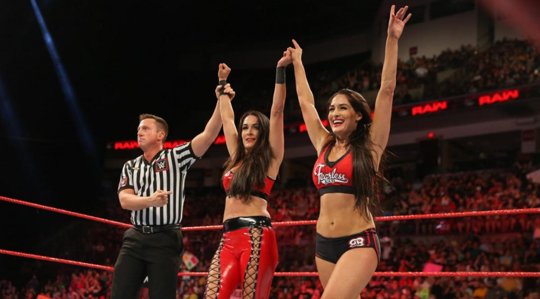 'Raw' Recap: The Bella Twins Return to the Ring