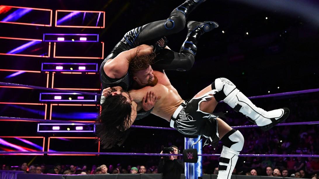 7 Ways WWE Superstar Buddy Murphy Got into Cruiserweight