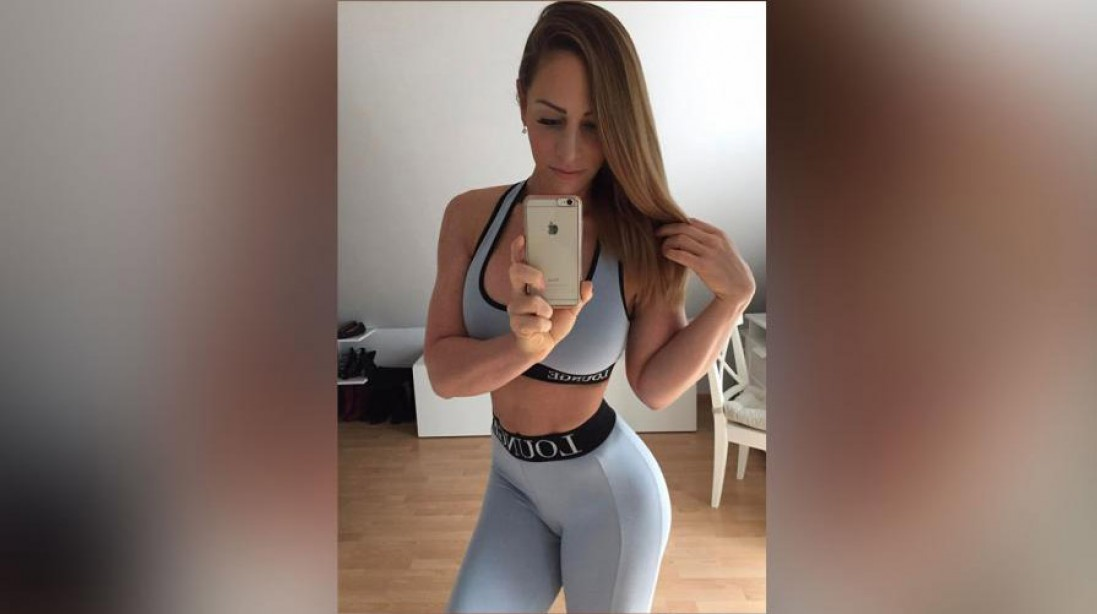 Fitness model Rebecca Burger dies after whipped cream dispenser reportedly explodes, her family announces