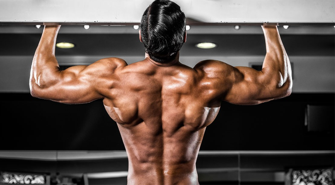 The Best \'Muscle & Fitness\' Back Workout Routines of All Time: Gain ...