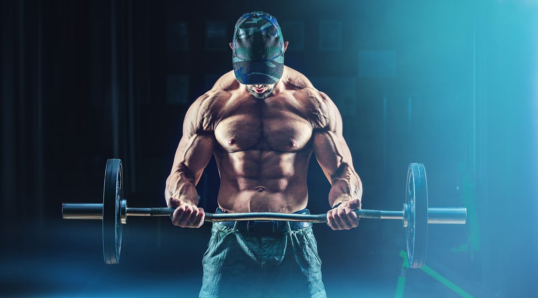 1109 Barbell Curl Muscular GettyImages 1068130944